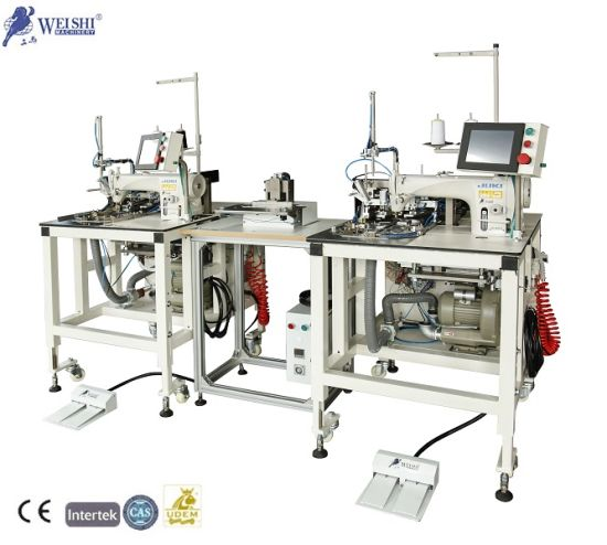 Complete Set Juki Industrial Sleeve Sewing Machine with Accessories at Competitive Price
