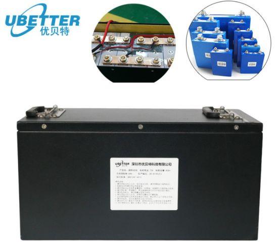 Customize LiFePO4 Battery Pack OEM 12V 100ah for E-Vehicle Solar Battery