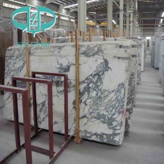 Carrara White/Statuario White/Oriental White Marble for Tile/Slab/Stair/Tread/Baluster/Sink/Monument/Vase/Basin