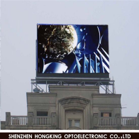 Outdoor Full Color LED Screen Movies Video LED TV Screen