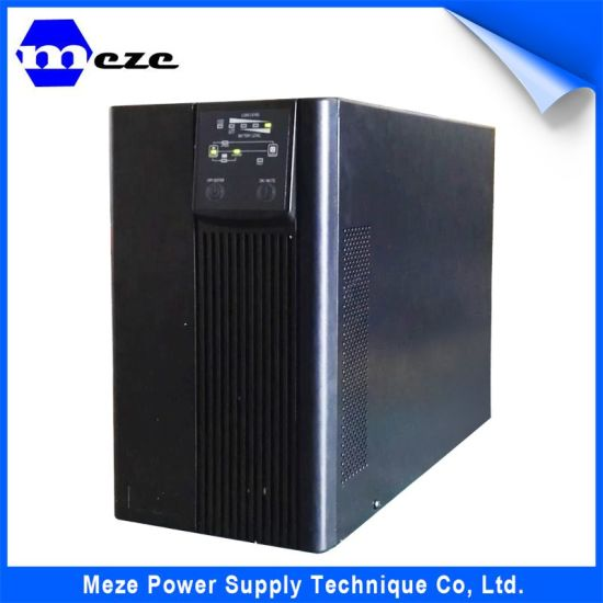 1kVA Power Backup Online UPS Uninterrupted Power Supply with a Very Wide Range of Input Voltage and Frequency pictures & photos