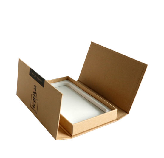Recyclable Material Custom Printed Mobile Phone Case Packaging Box pictures & photos