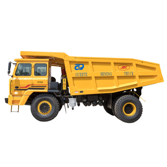Mining Dump Truck 430HP 4X2 Gt3600
