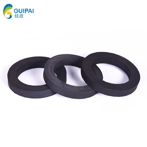 Custom Silicone Rubber Gasket Washer for Industry