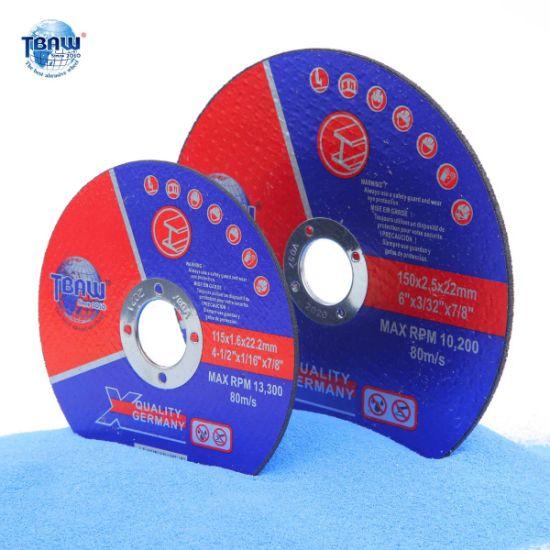 Abrasive Tools Cutting Disc Wheel for Metal