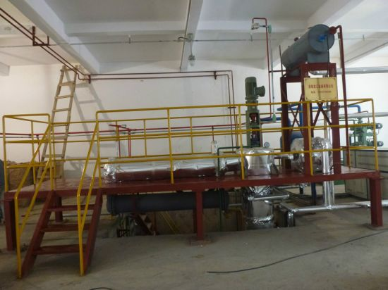 Waste Oil Recycling Plant (YH-WO-100T)