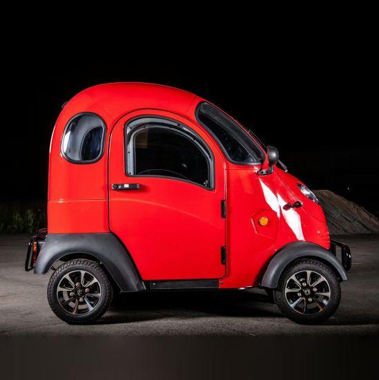 2019 New Design Full Closed Four Seats Adult Mini SUV Electric Car