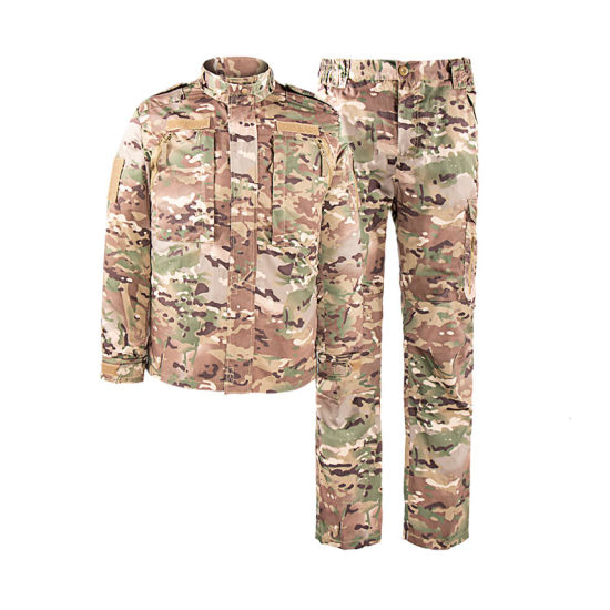 Wholesale High Quality Camouflage Military Army Uniform