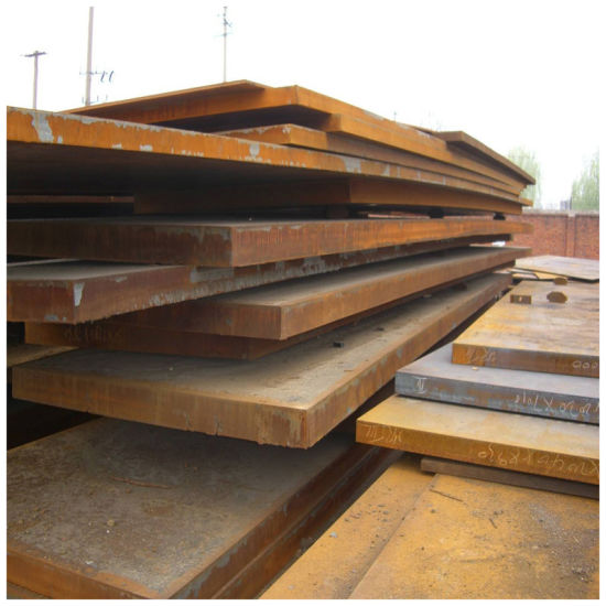China Wear Resistant Steel Plate Corten Steel Plate Coils China