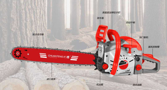 Gasoline Chain Saw CT6818 Hot Sale High Quality