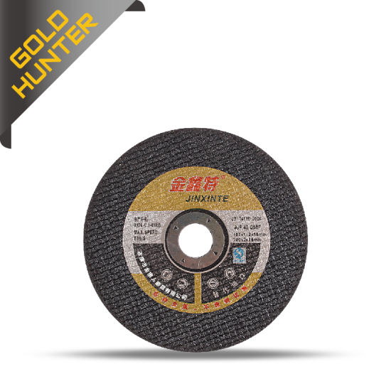Jinxinte High Quality Ultrathin Cutting Wheel 300 pictures & photos