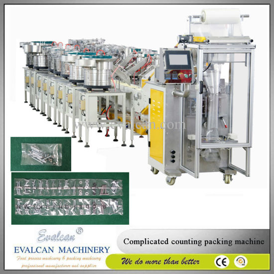 Automatic Hardware Screw Components, Small Accessories Mixing Packaging Machine pictures & photos