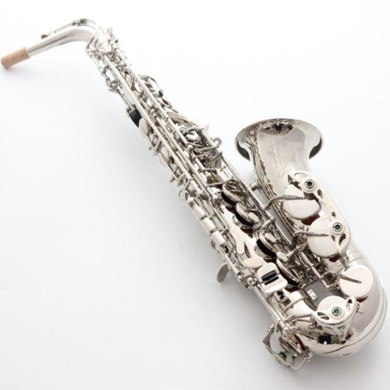 Replica Sax Reference 54 E-Flat Alto Saxophone Brass Silvering R54  Saxophone Sas-R54 Alto Tune Eb Saxophone Sachs
