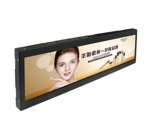 China Network Android Bar LCD Touch Screen Display 1920 X 540