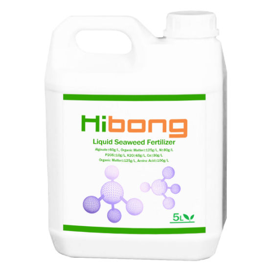 Hibong Alga Organic Seaweed Liquid Fertilizer