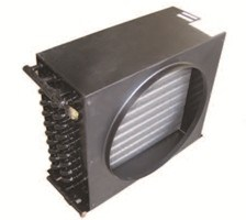 Fin Type Condenser Coil for Freezer