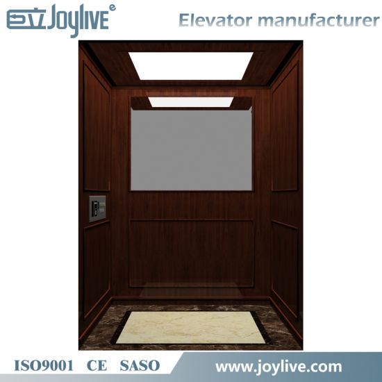 Small Indoor Self House Home Villa Elevator Lift with Low Noise pictures & photos