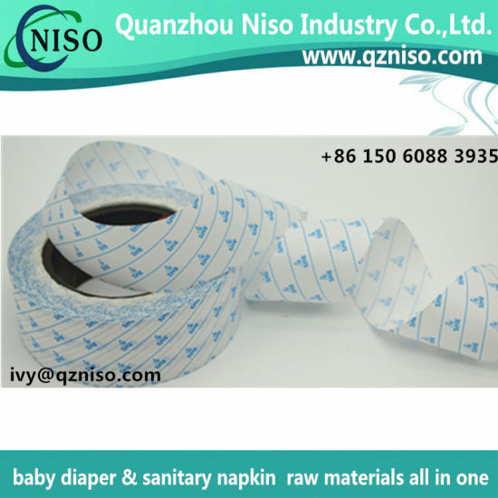 Adhesive Silicon Paper for Sanitary Napkin Raw Materials (LS-A02)