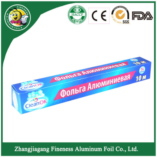 Fashion Packing Household Aluminum Foil Family Size Aluminum Foil pictures & photos