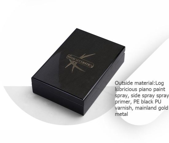 Simplicity Piano Lacquer MDF Gift Package Case pictures & photos