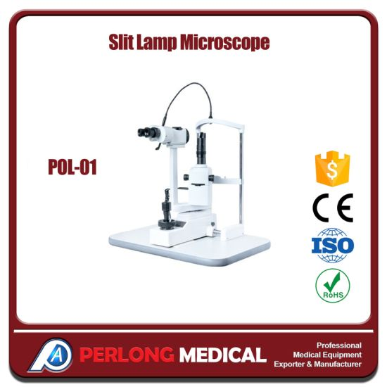 Medical Equipment Slit Lamp Microscope pictures & photos