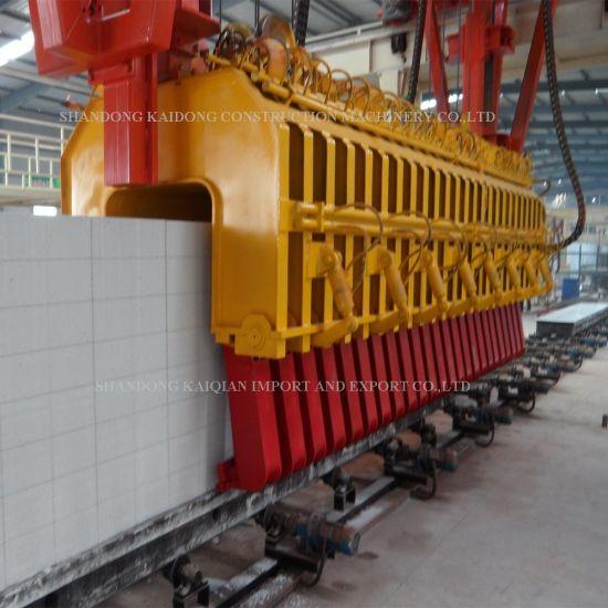 Hot Sale Professional AAC Concrete Block Making Machine Line Price in  Pakistan Uzbekistan