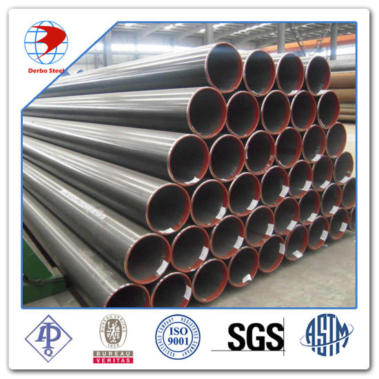 ASTM A333 Grade 6 Low Temperature Carbon Steel Pipe pictures & photos