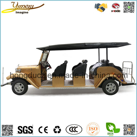 SUV Electric Motor for Jeep Sightseeing Vehicle