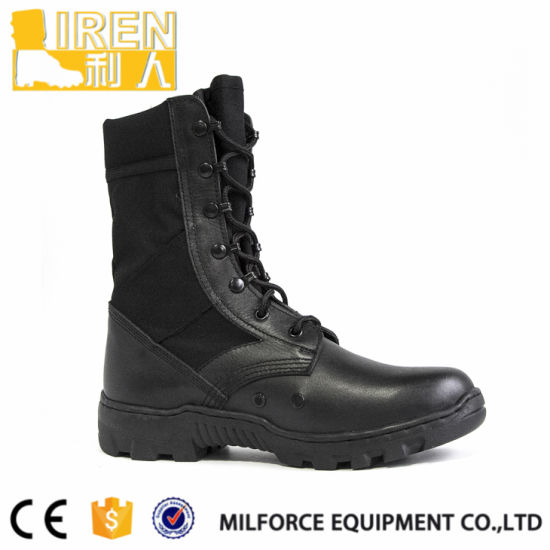Army Tactical Soldier Safety Jungle Boots