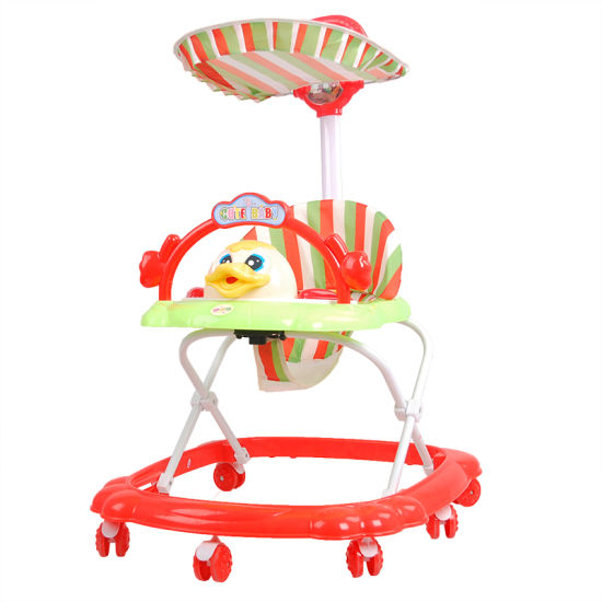 New Design Factory Walker Baby Toys Double Ways for Baby Learning Walk pictures & photos
