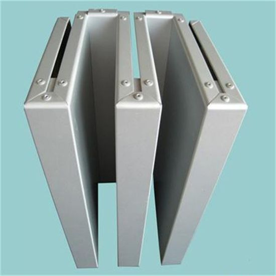 1.5/2.0/2.5/3.0mm Aluminum Solid Single Wall Panel