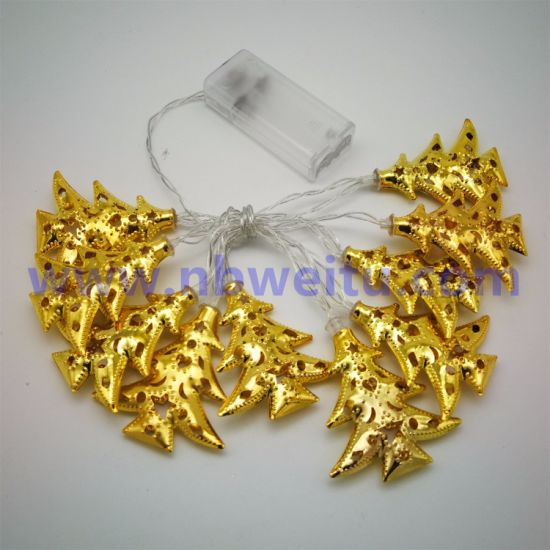 Wholesale Price Home Decoration LED Christmas Tree String Light pictures & photos