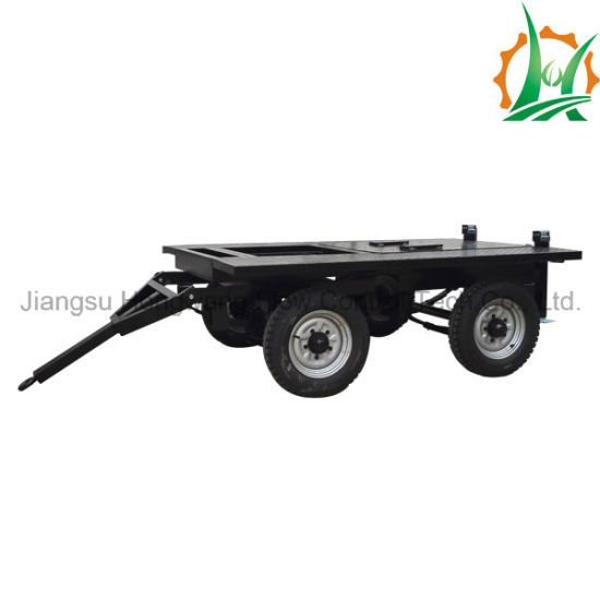 Trash Dewatering Lift Water Diesel Rotor Pump Trailer pictures & photos