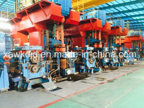 Short Stress Rolling Mill for Steel Bar, Rebar, Wire Rod Production Line pictures & photos