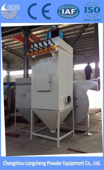 Pulse Bag Type Dust Industrial Filter pictures & photos