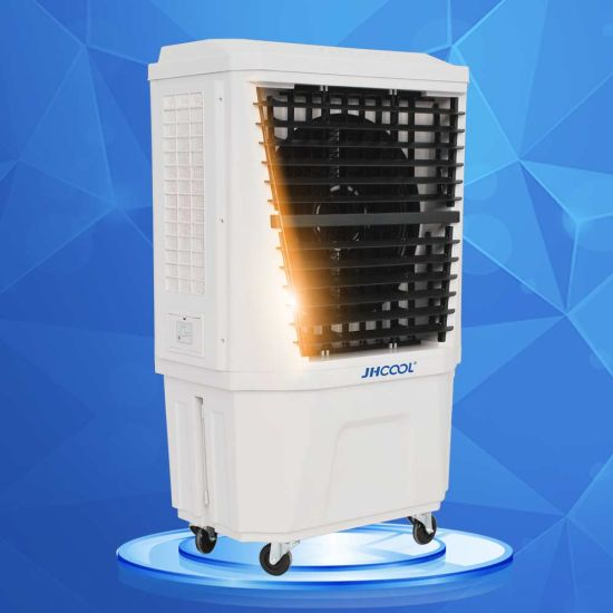 Mini Air Conditioner Used In Office And Home Evaporative Mobile Air Cooler  With Speed Control