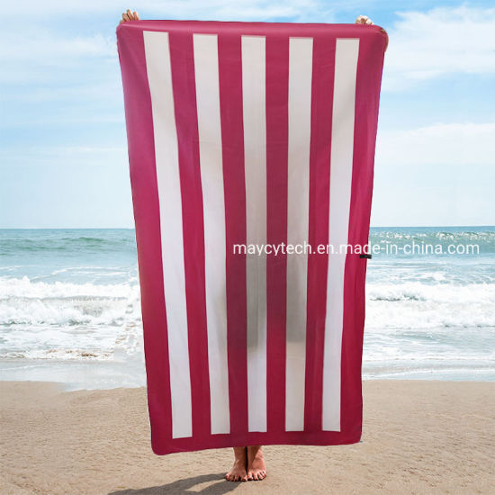 Fabric Sand Resistant Beach Towels