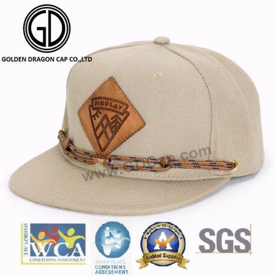 19a688bb13b 2018 New Snapback Era Flat Brim Fiftted Rope Baseball Caps with Custom  Embroidery