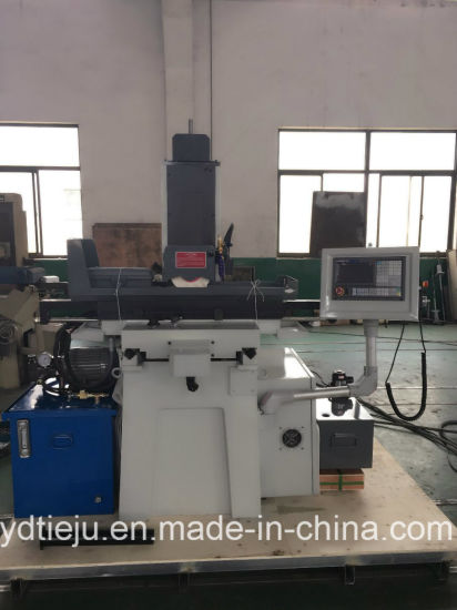 CNC Hydraulic Surface Grinding Machine Myk820 pictures & photos