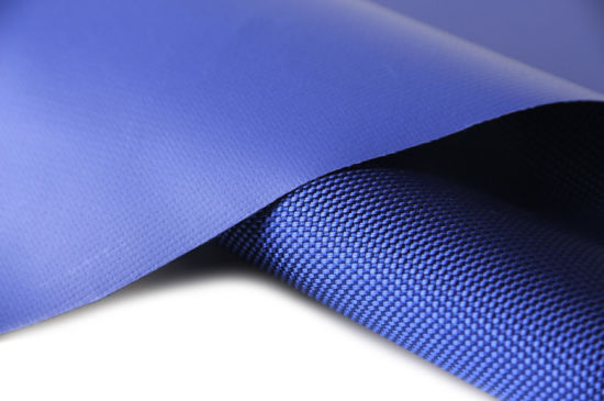 1680D Double Yarn Polyester Oxford Fabric Coated PVC for Bags and Tent