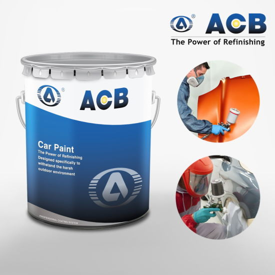 Auto Repainting Vehicle Paint Repair Body Filler pictures & photos