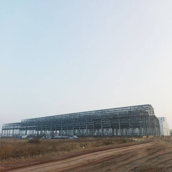 Direct Price Gable Frame Top Quality Steel Structure Warehouse