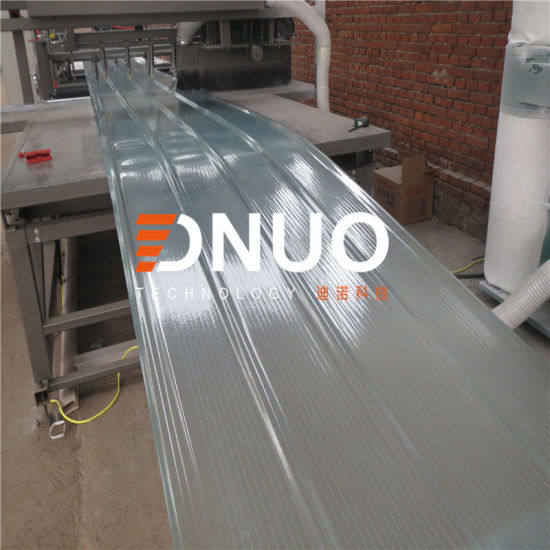 Plastic Roof FRP Sheet Forming Machine Factory