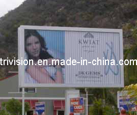 Aluminium 3 Side Trivision Billboard (F3V-131S)