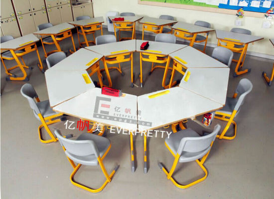 School Furniture Kindergarten Furniture/ Kids Study Table