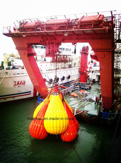 China Manufacturer Water Filled Derrick Proof Load Testing Waterbags pictures & photos
