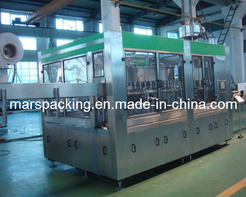 Pure Water Production Line with Ce Certificate