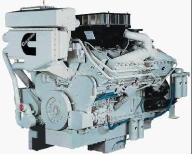 in Stock Water Cooling Cummins Marine Engine (Nta855 Kta19 Kta38)