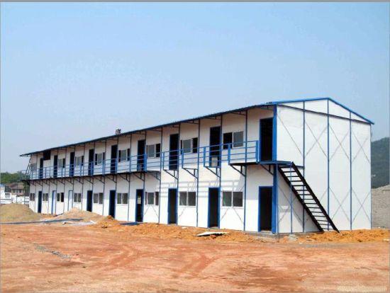 Fast Construction Prefab Low-Rent Housing