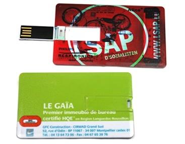 Credit Card USB Flash Drive, Bussiness Card USB Pen Drive